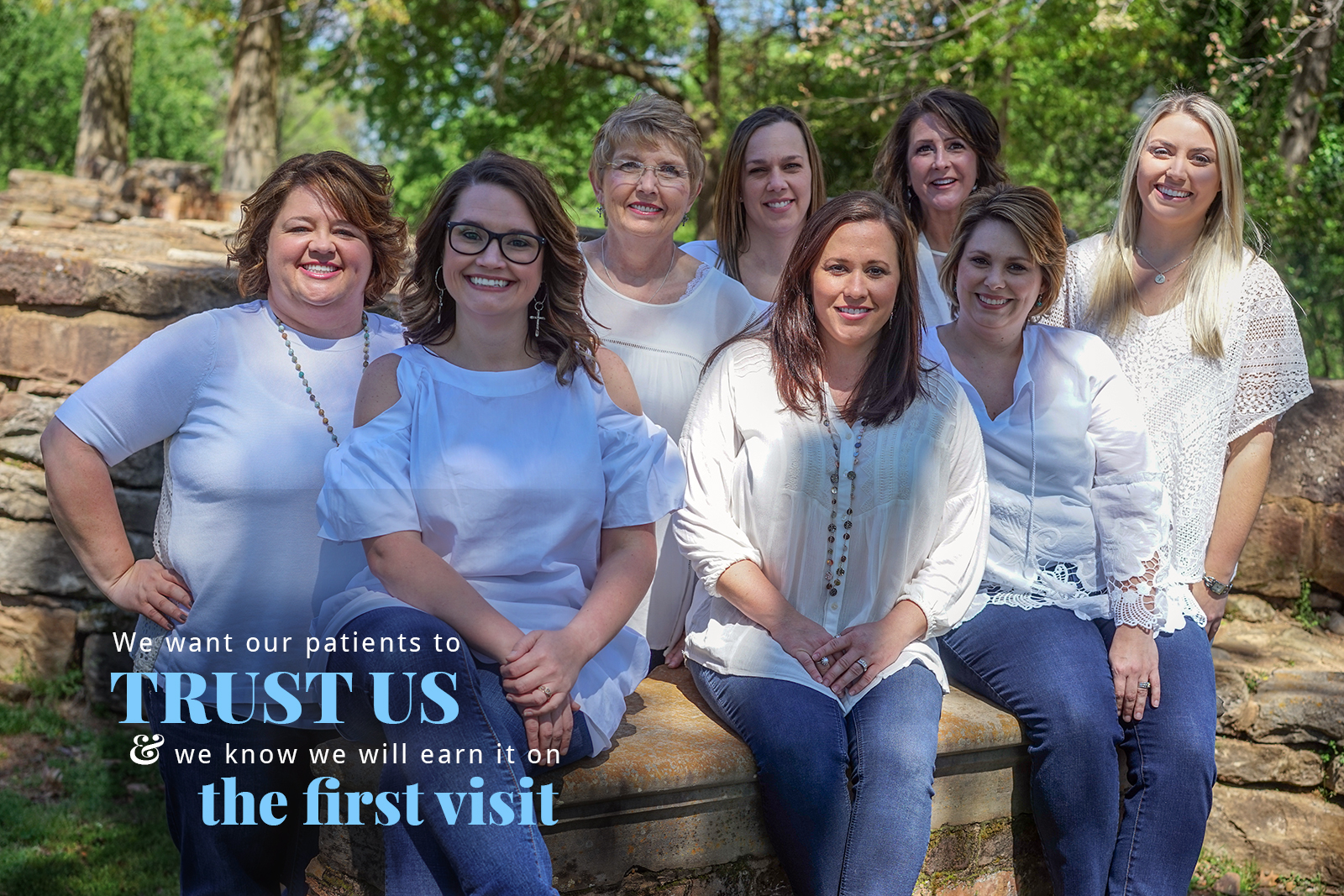 Dental Care South Team